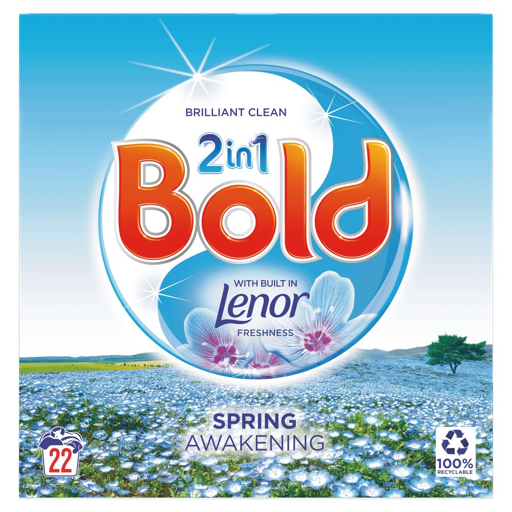 Bold 2In1 Powder Lotus Flower & Lily
