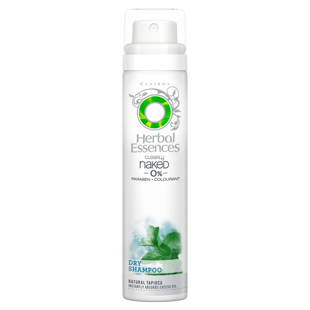 Herbal Essence Dry Shampoo Naked