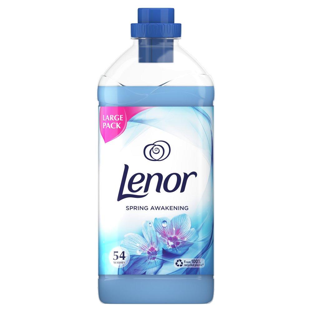 Lenor Fabric Conditioner Spring Awakening 1.9L, 54 Washes