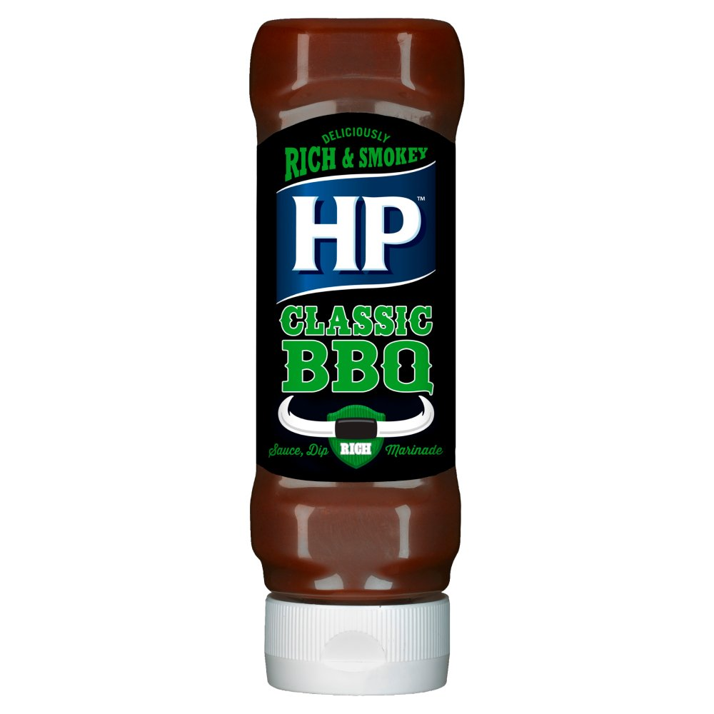 HP Classic BBQ Sauce 465g