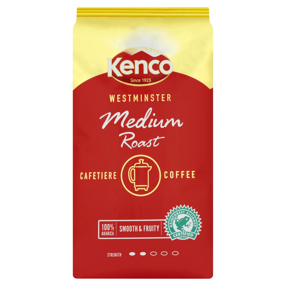 Kenco Westminster Cafetiere Coffee