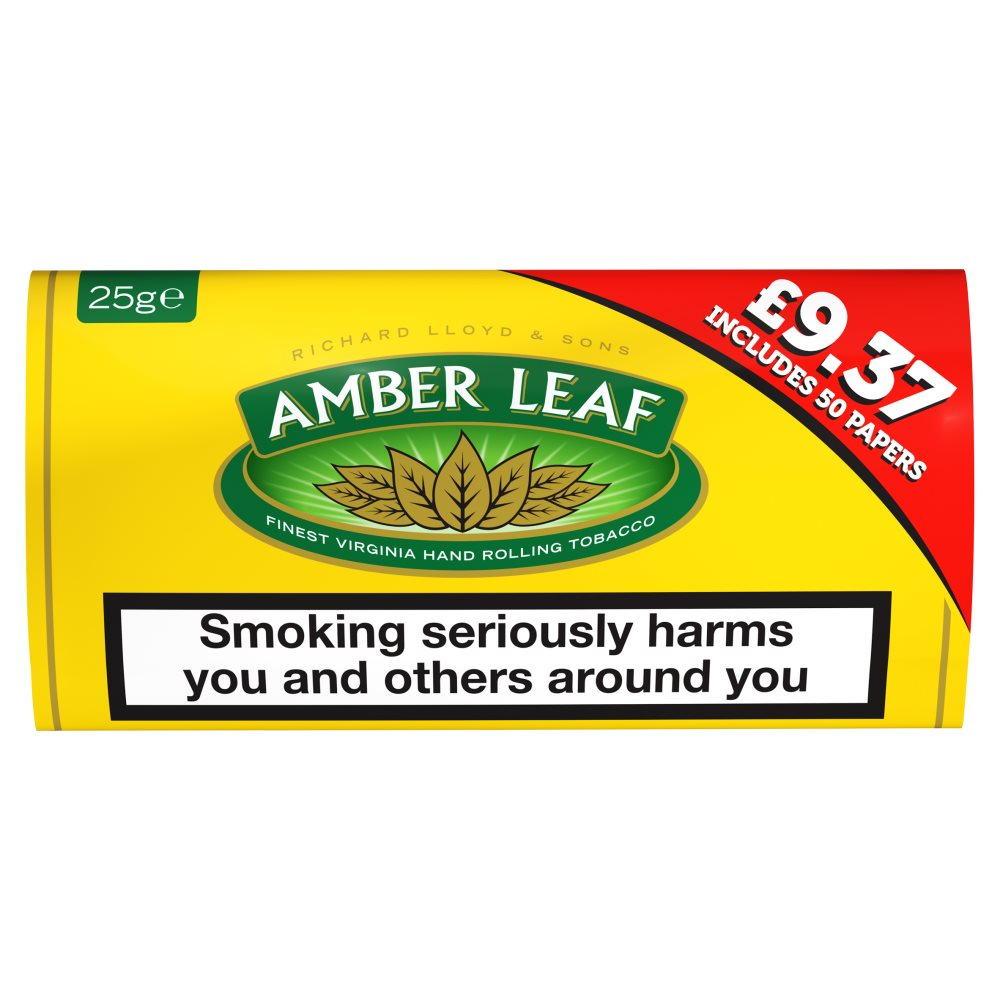 Amber leaf bestway wholesale for Amber leaf
