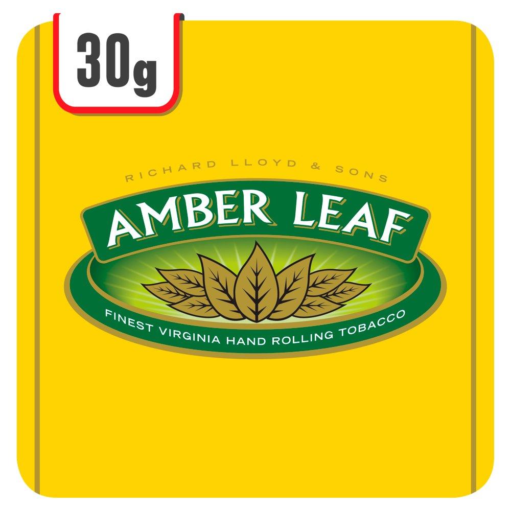 Amber Leaf Original Hand Rolling Tobacco 5 x 30g Track & Trace Compliant