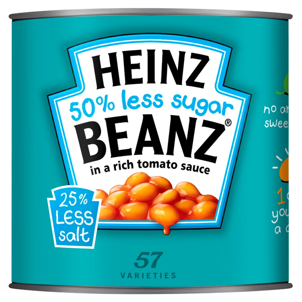 Heinz B/Beans Red S & S