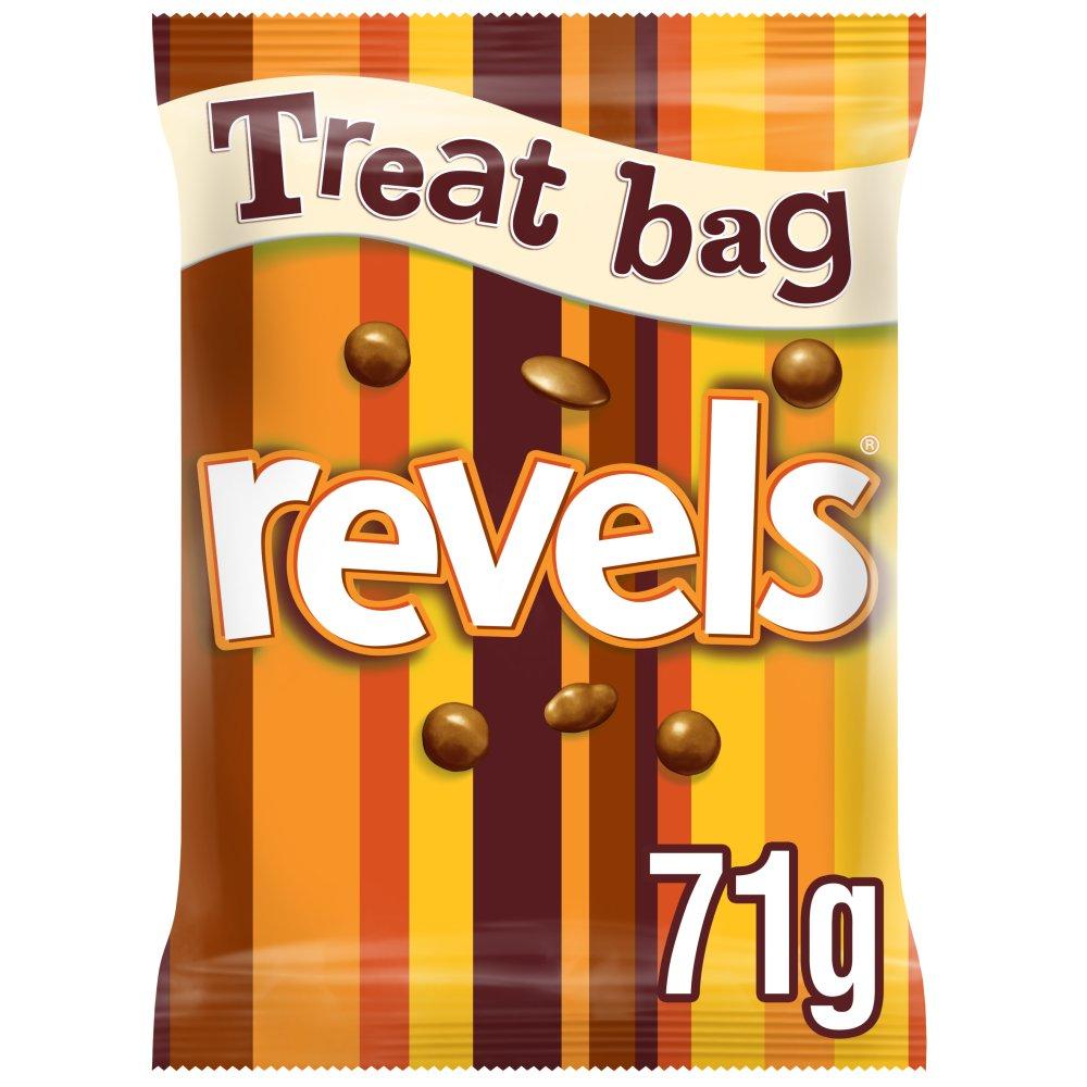 Revels Chocolate Treat Bag 71g