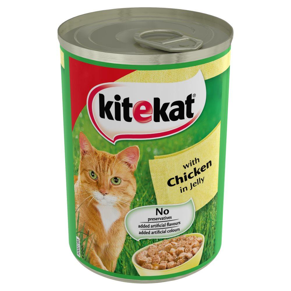 Kit E Kat Cat Food Uk