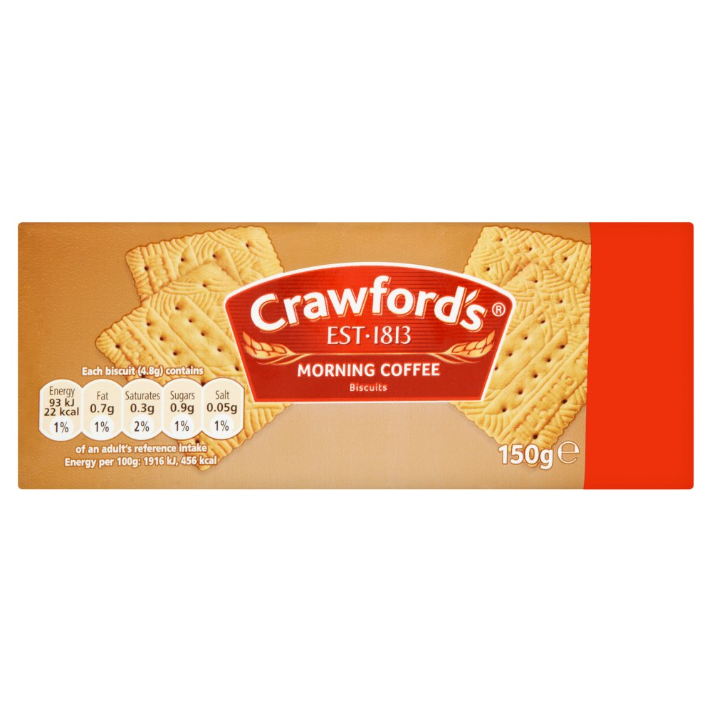 Crawfords Morning Coffee PM 69p