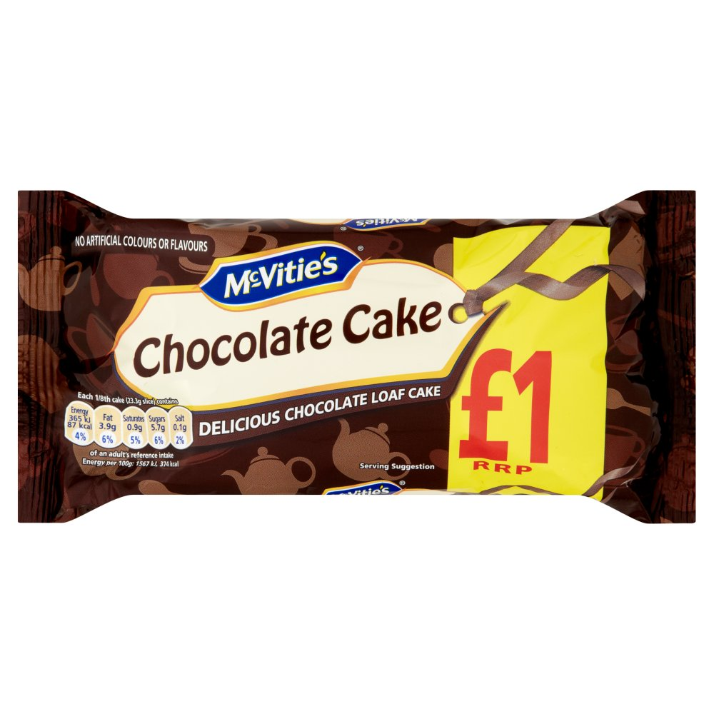Mcv Chocolate Cake £1 PMP