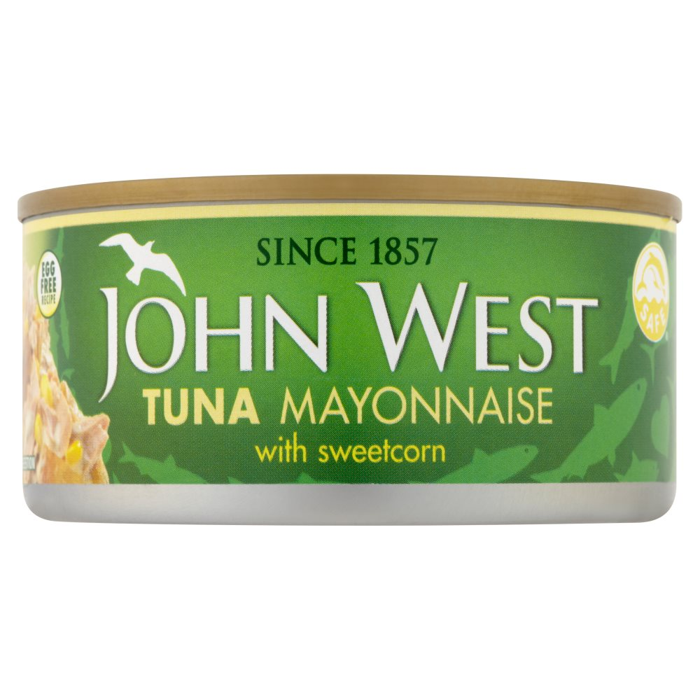 John West Tuna Mayonnaise & Sweetcorn