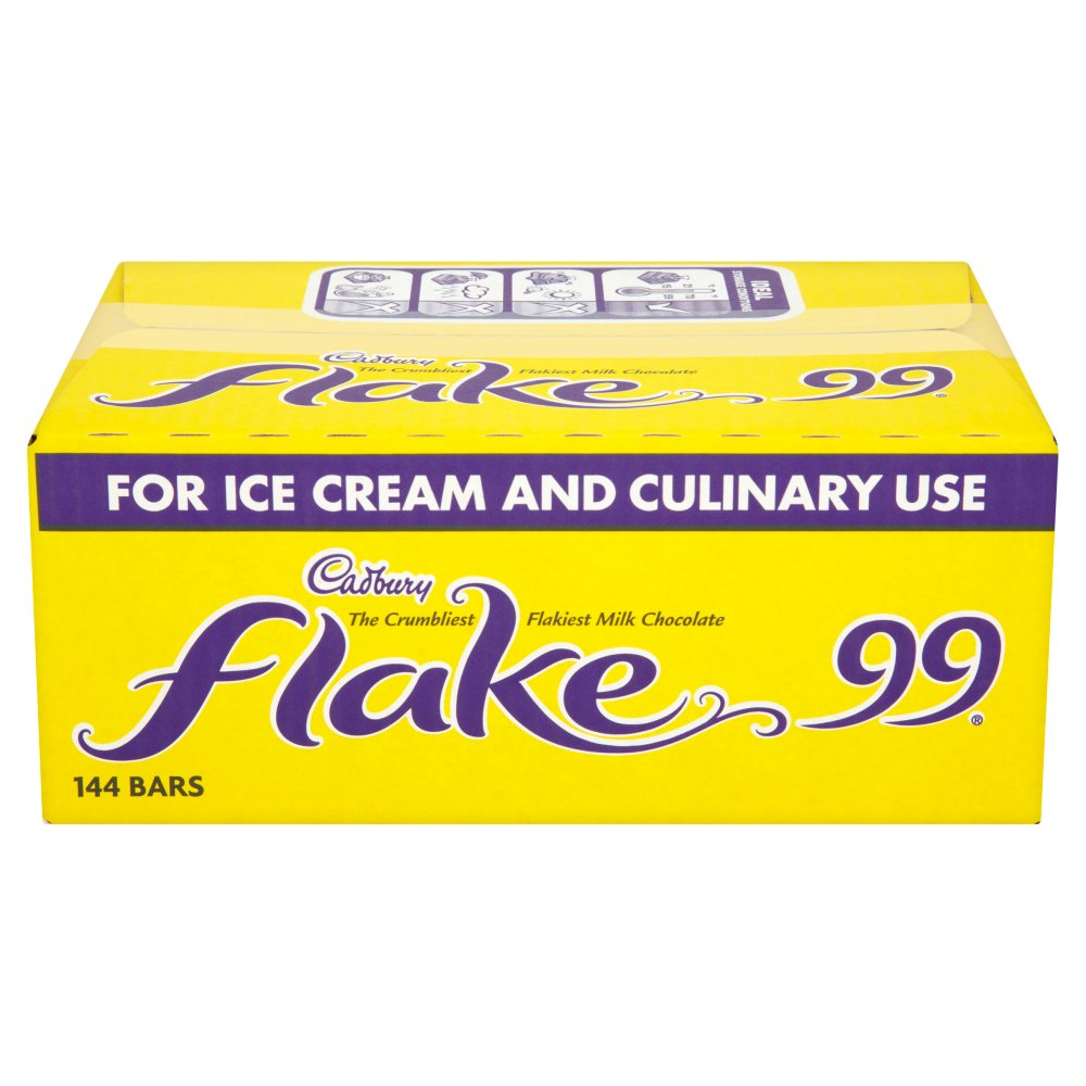 Cadbury Flake 99 144 Bars Bestway Wholesale