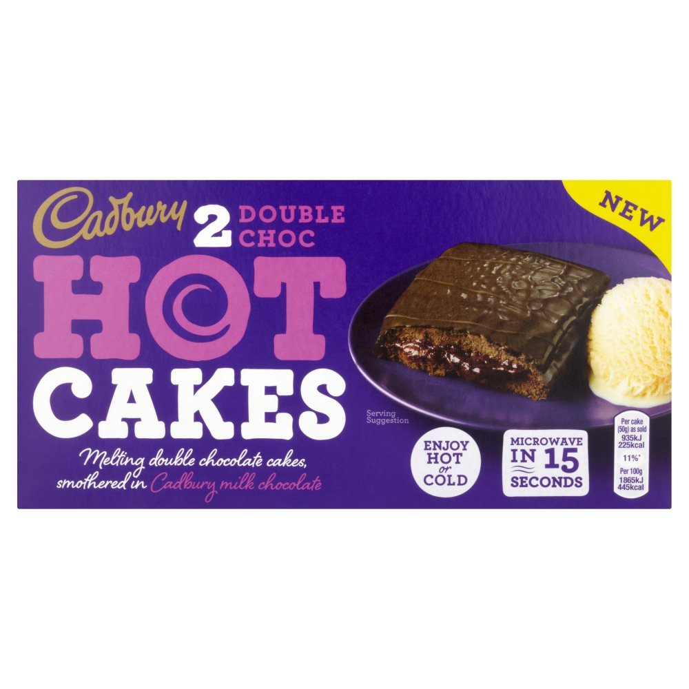 Cadbury Hotcakes Chocolate
