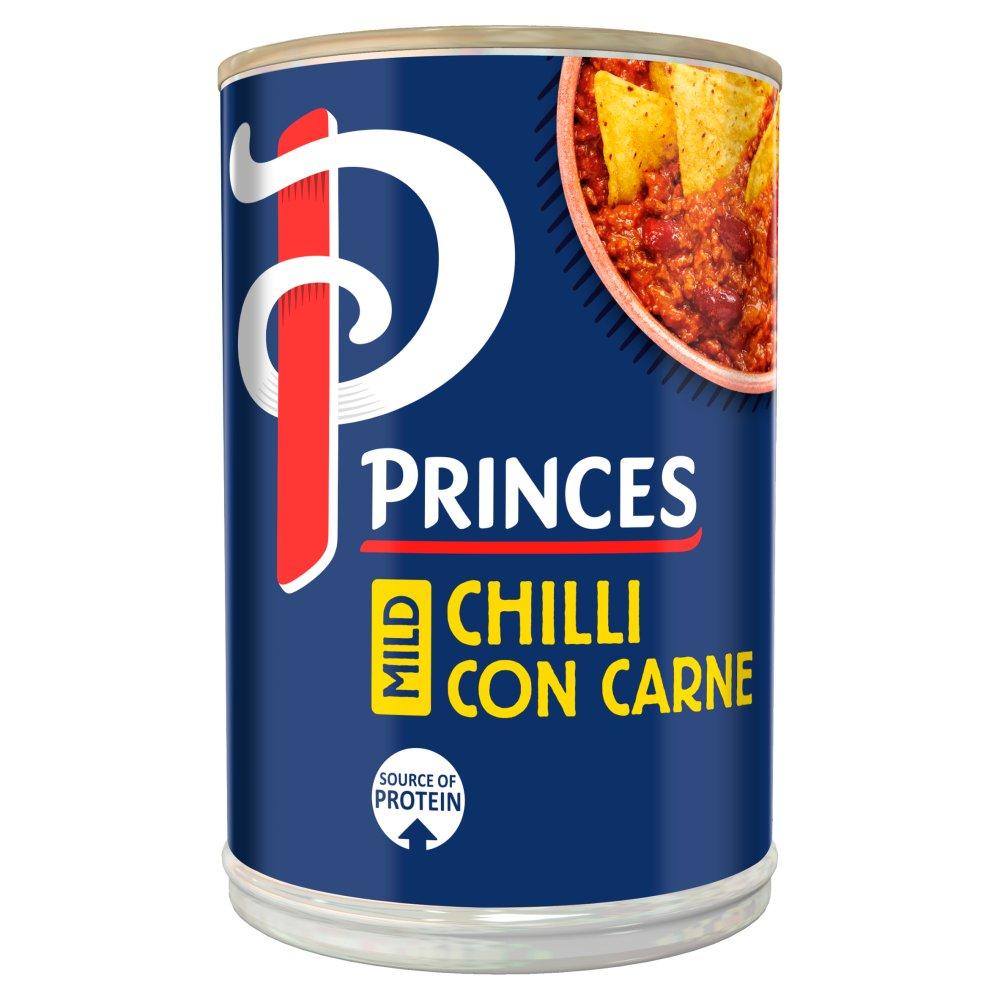 Princes Chilli Con Carne Mild 392g