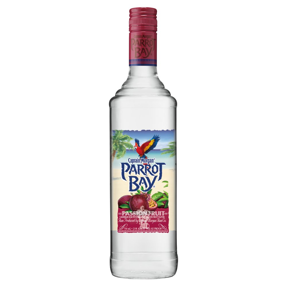 Parrot Bay Passion/Fr Spirit Drink 70cl PMP£10.99
