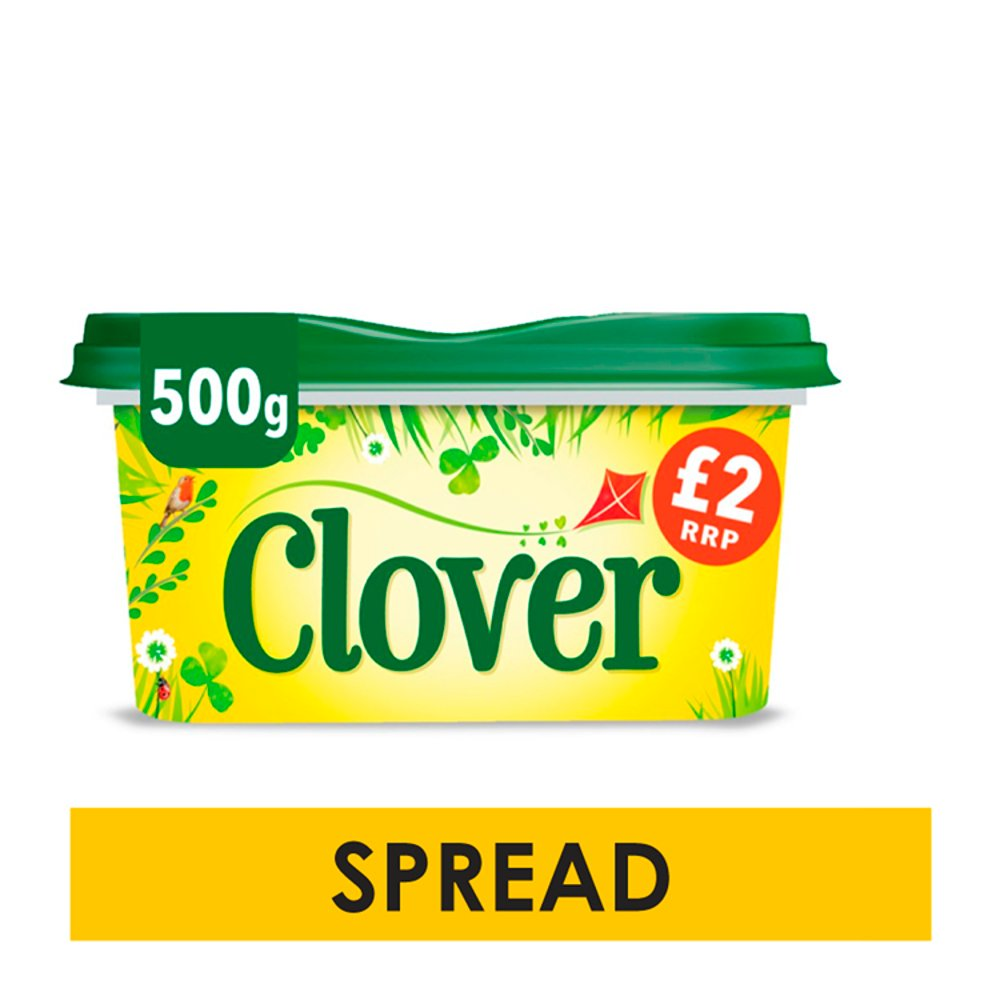 Clover Spread 500g PM £2.00