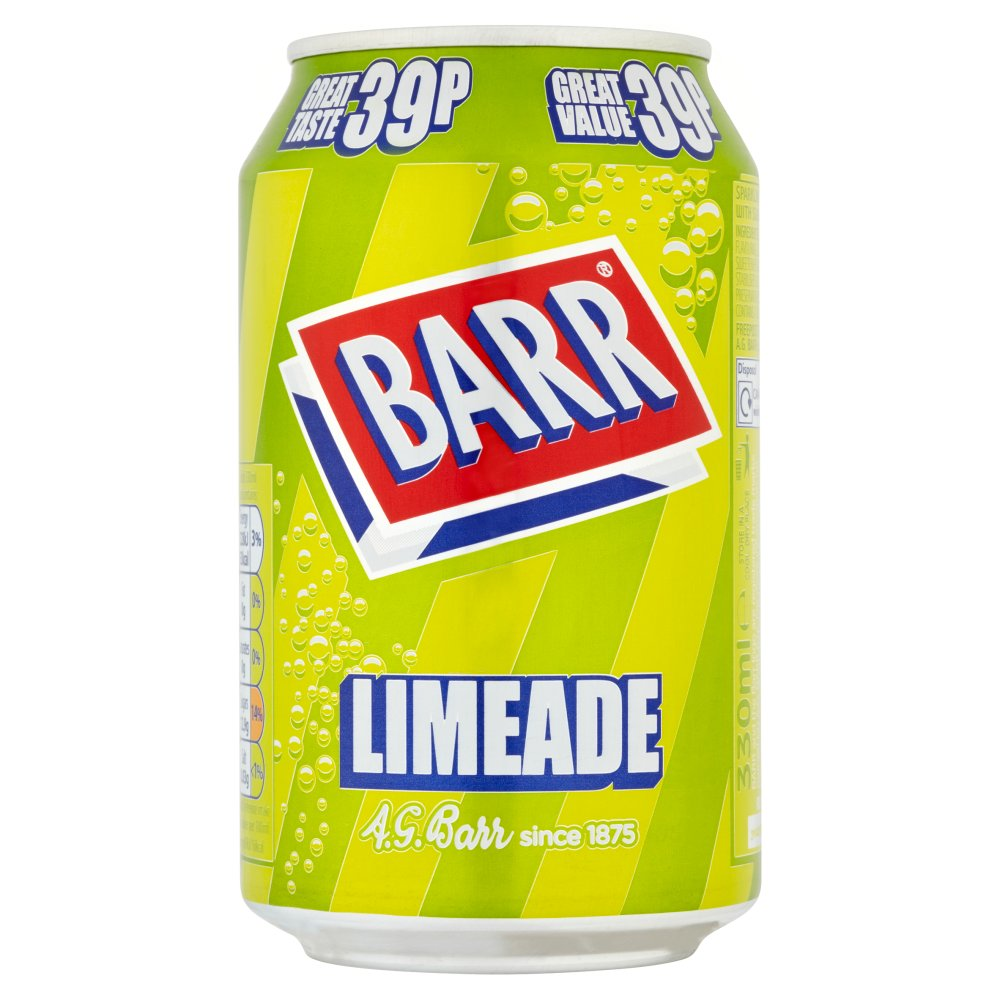 Barr Limeade PM 39p
