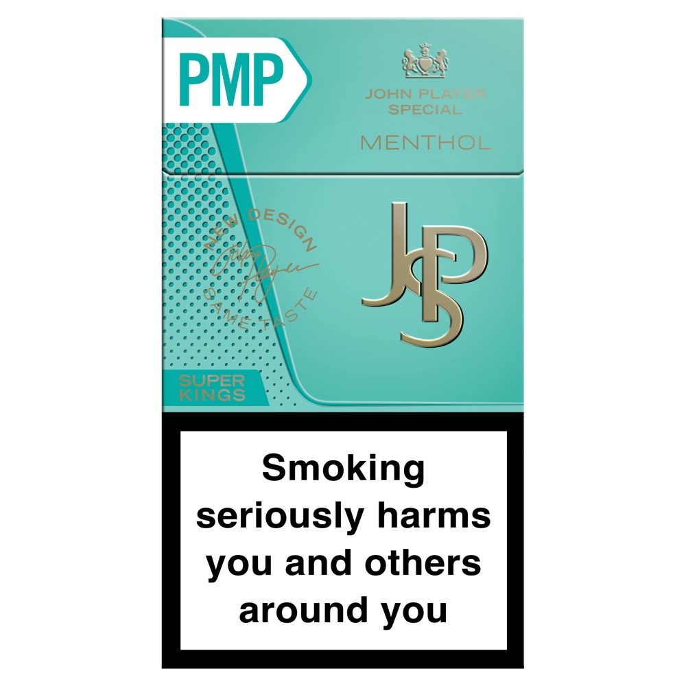 John Player Special Superking Menthol £7.49