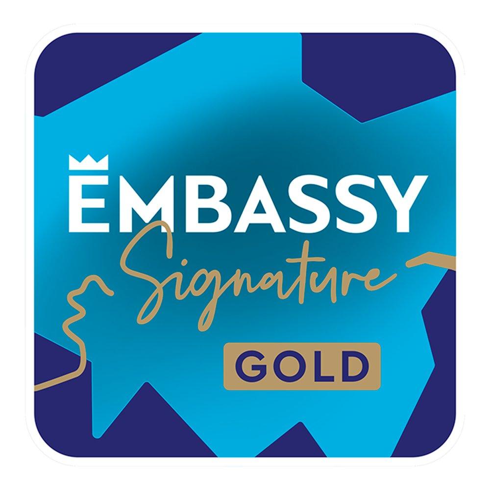 Embassy Signature Gold KS 20