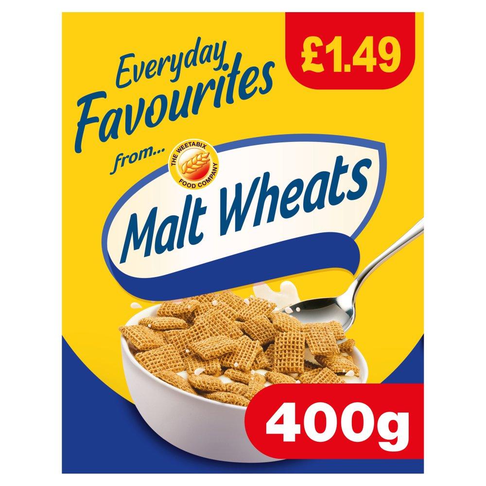 Weetabix Crunchy Weeties Cereal 400g PMP £1.49