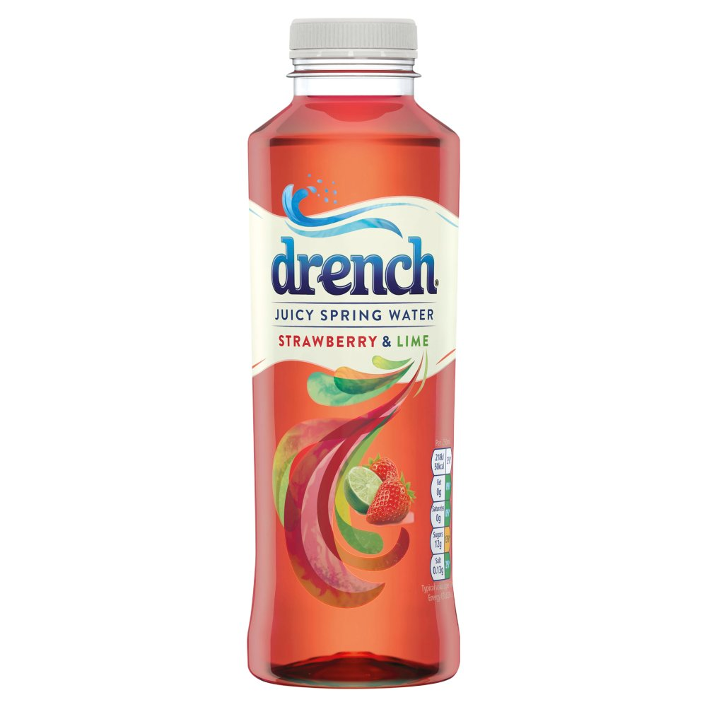 Drench Strawberry & Lime Pet