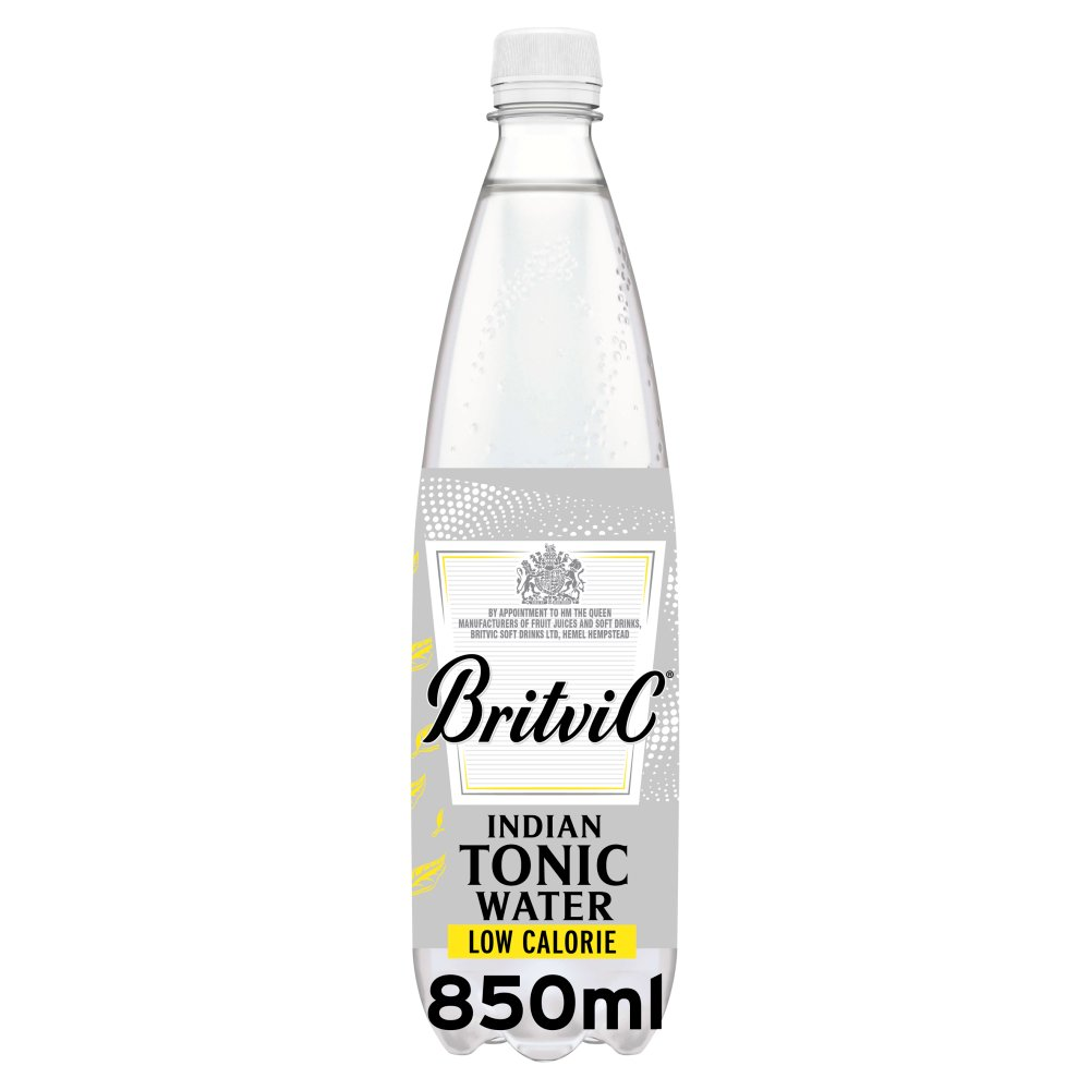 Britvic Indian Tonic Water Low Calorie 850ml