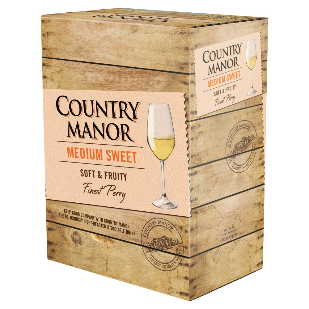 Country Manor Med Sweet 3Ltr