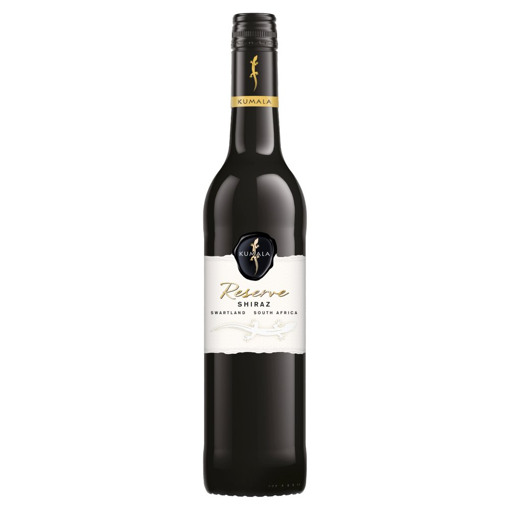 Kumala Reserve Shiraz 500ml