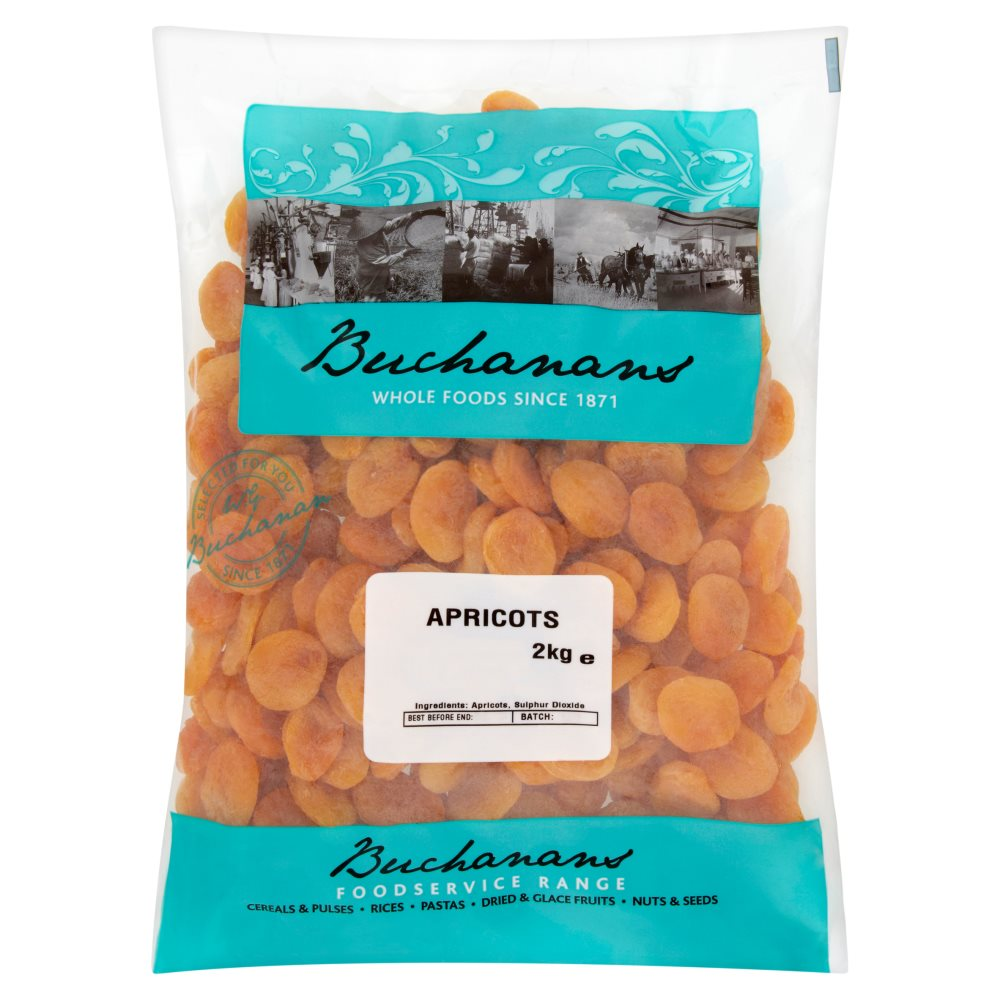 Buch Apricots 2Kg