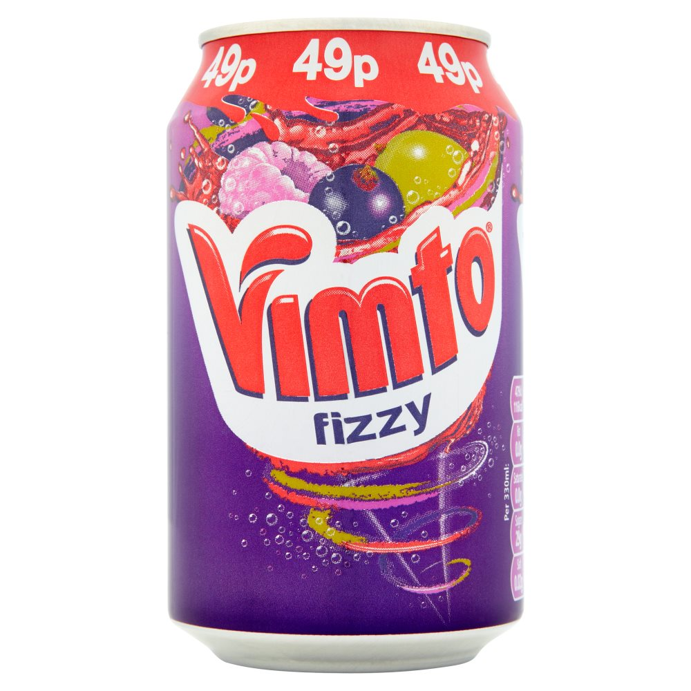 Vimto Original Can 49p
