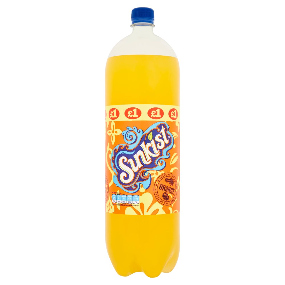 Sunkist Orange PM £1
