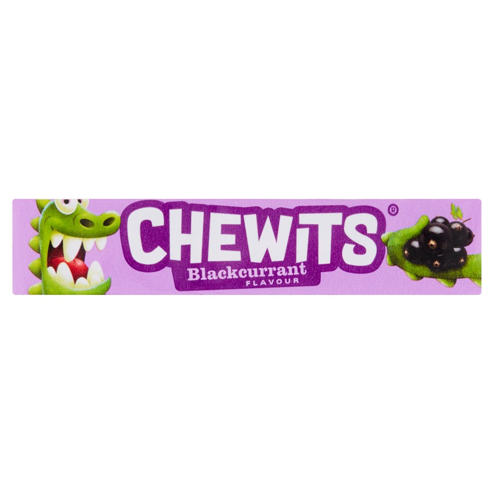 Chewits Blackcurrant Stk
