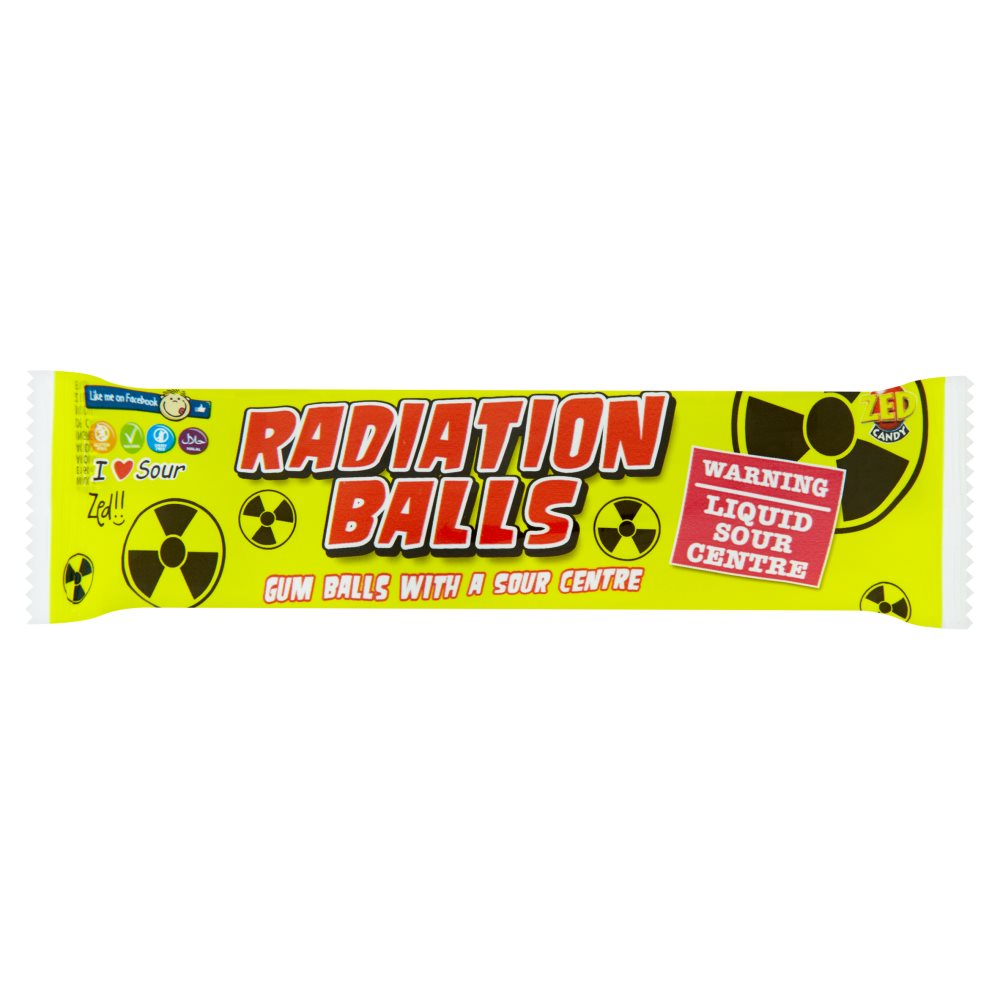 Zed Sour Radiation Balls