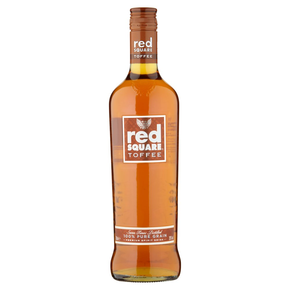 Red Square Vodka Toffee