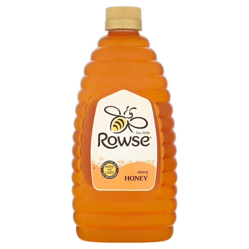 Rowse Squeezy Honey