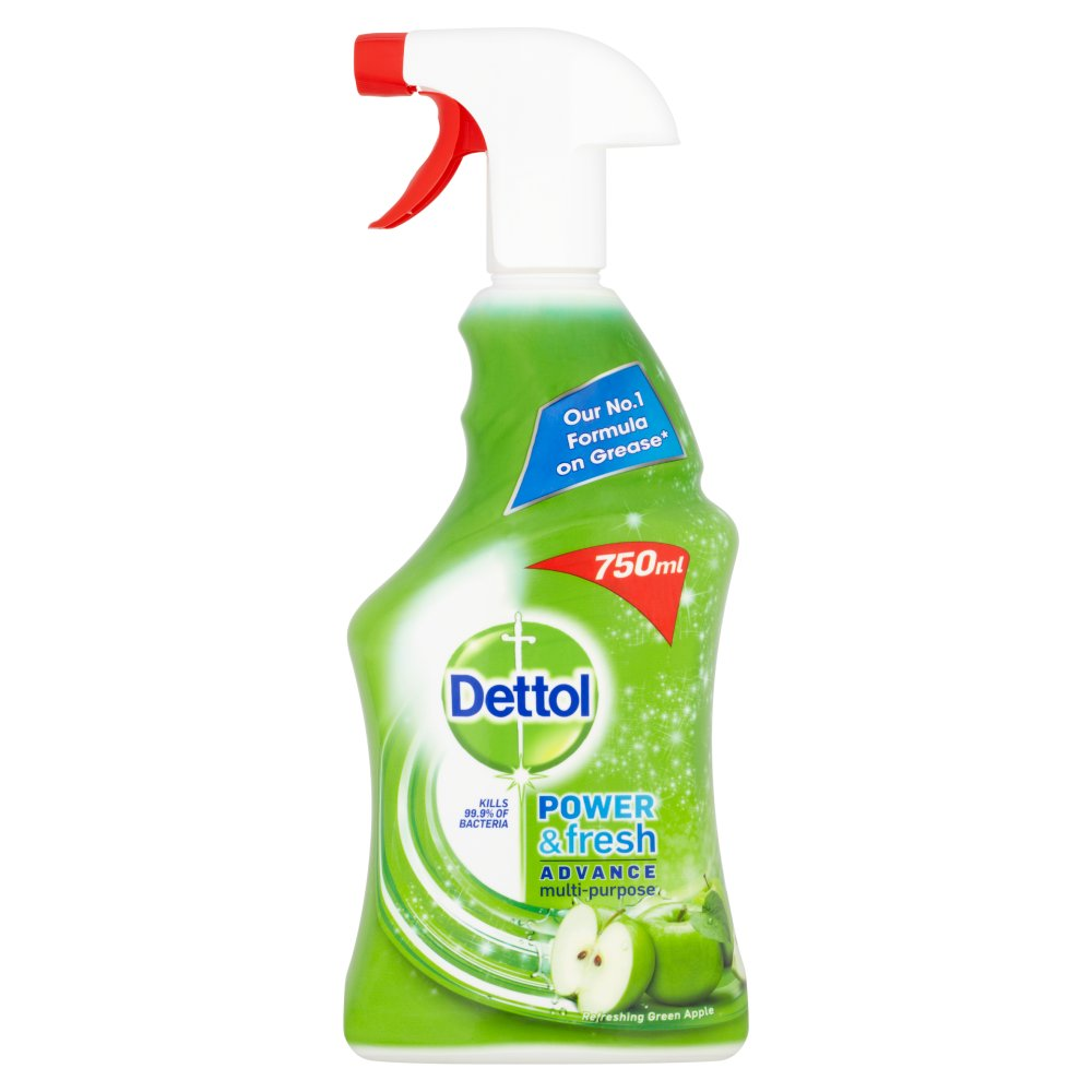 Dettol Multi Action Cleaner Apple