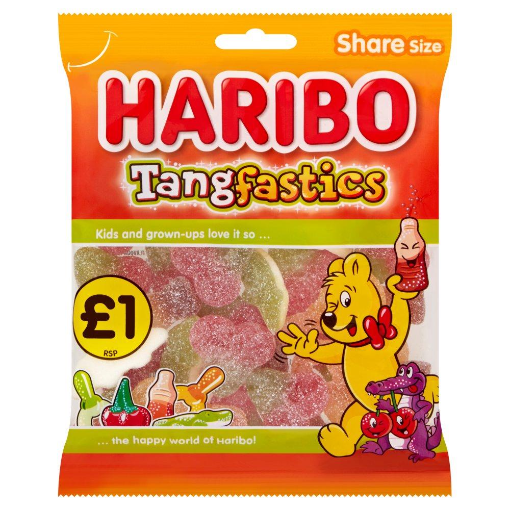 HARIBO Tangfastics Bag 160g £1PM