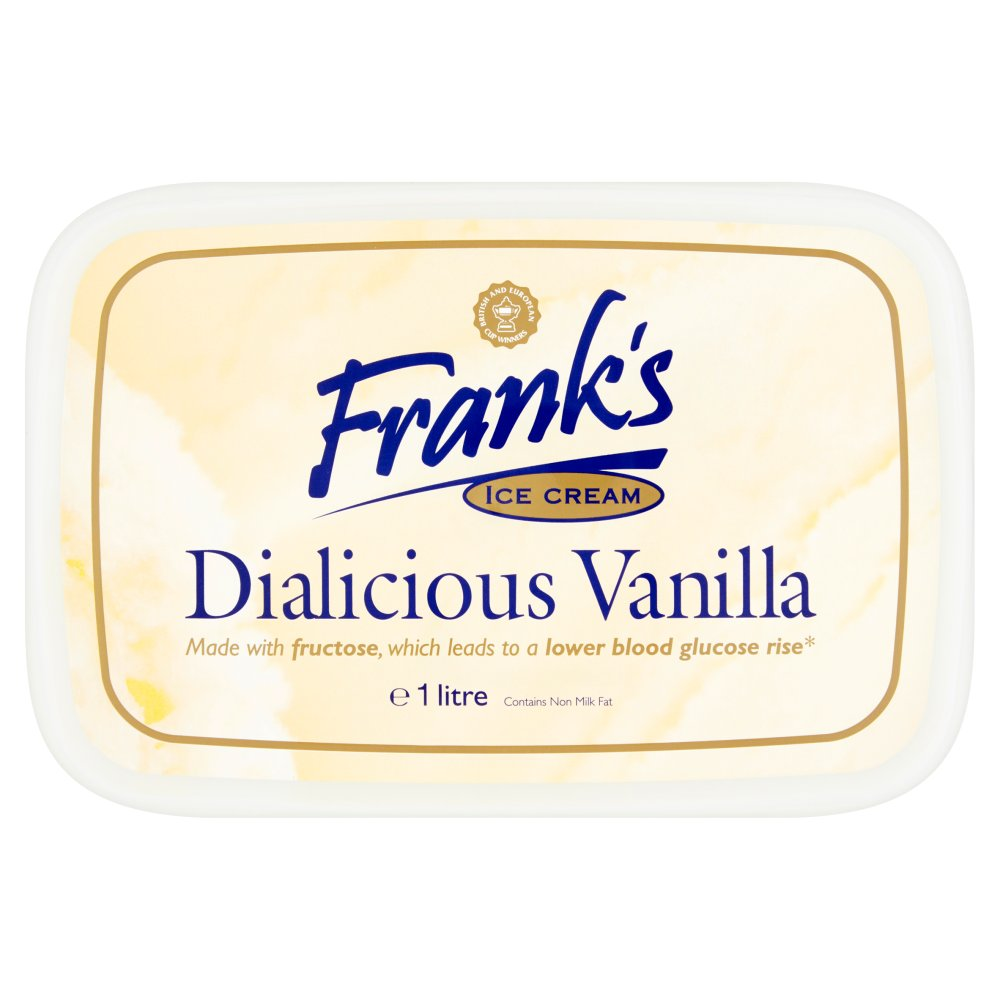 Franks Diabetic Vanilla