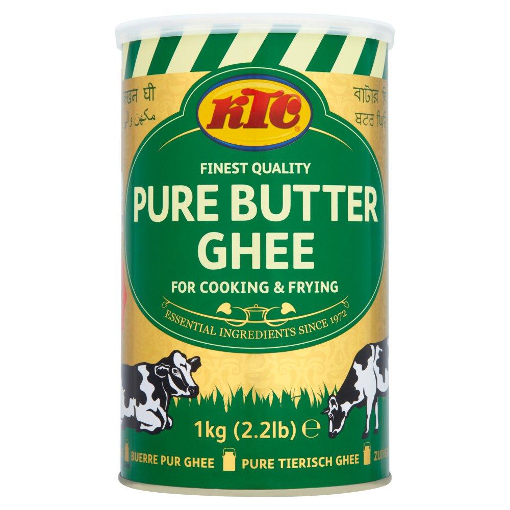 KTC Finest Quality Pure Butter Ghee 1kg