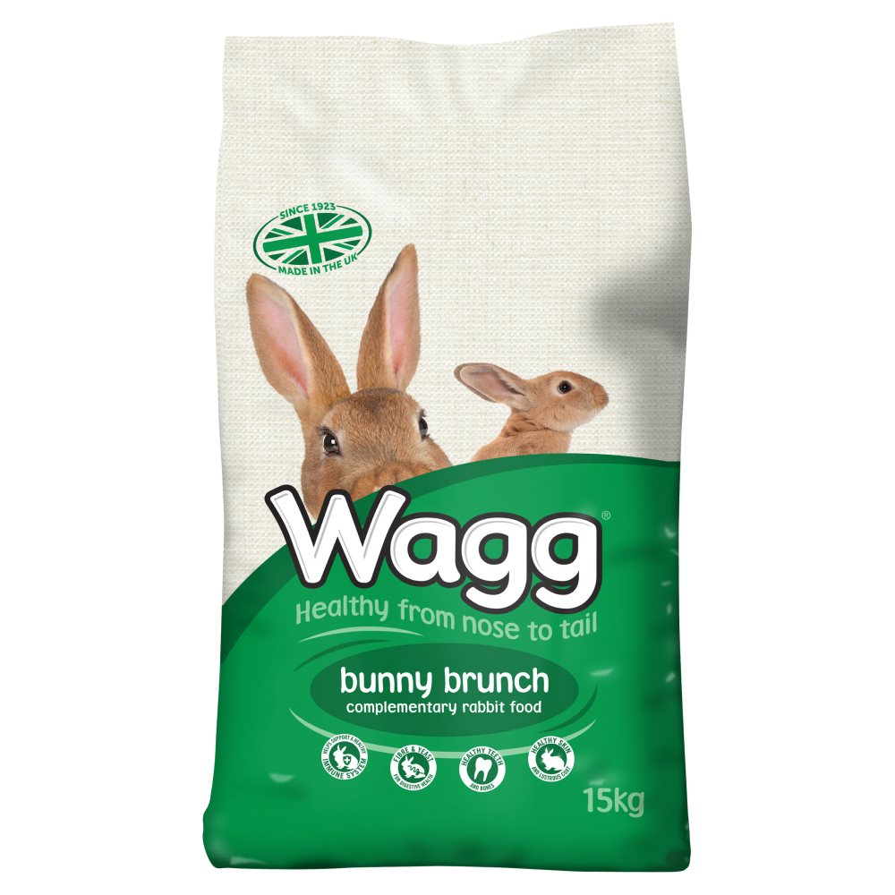 Wagg Bunny Brunch