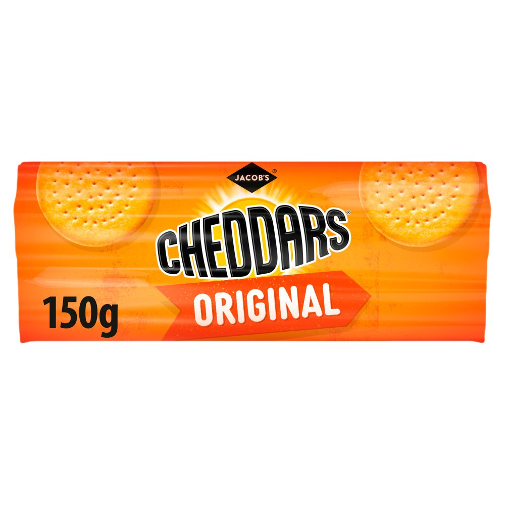 Jacobs Cheddars PM £1.39