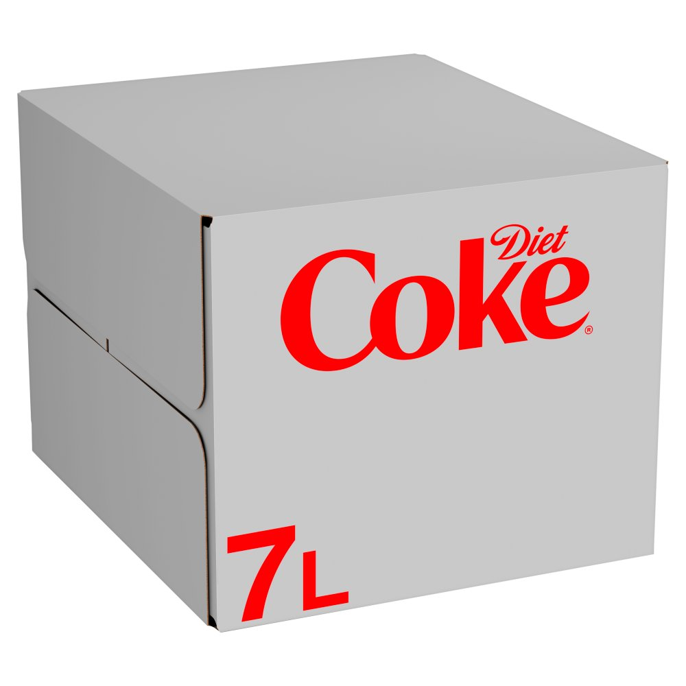 Diet Coke Bag In Box 7L