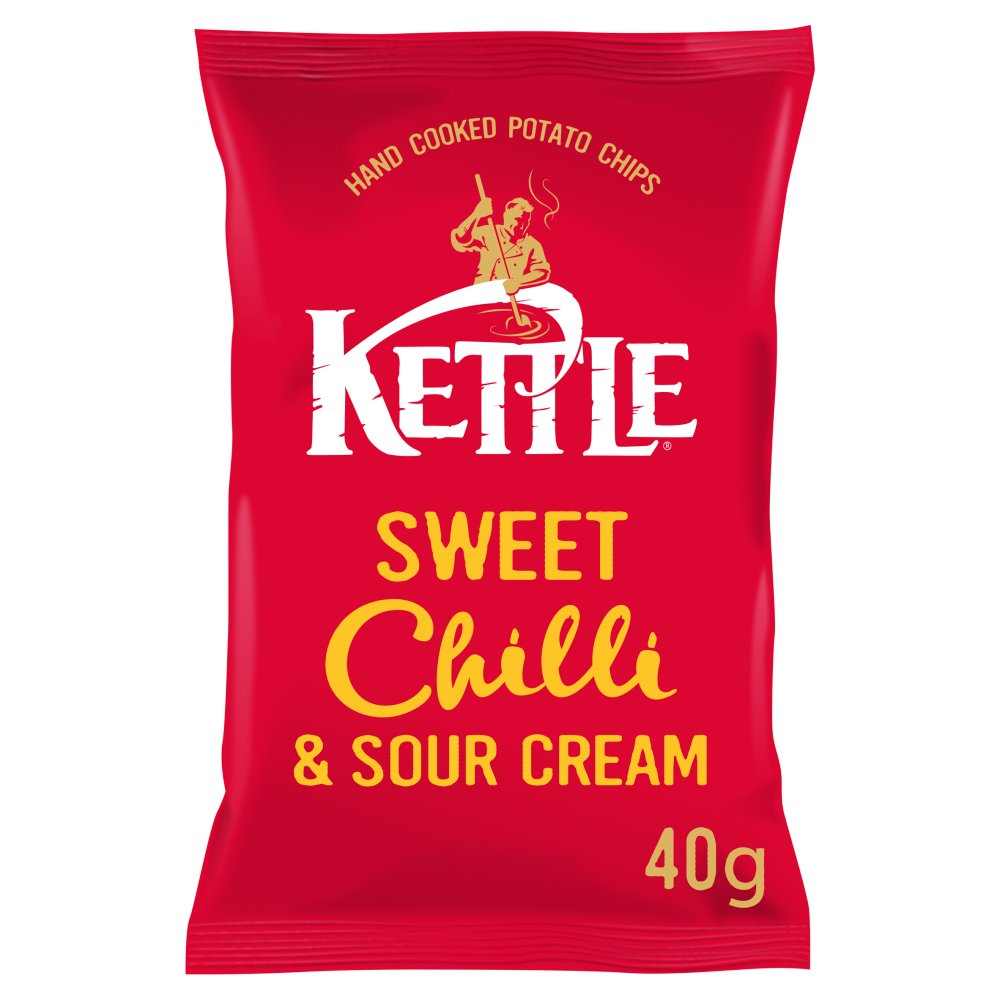 Kettle Chips Sweetchilli 40g