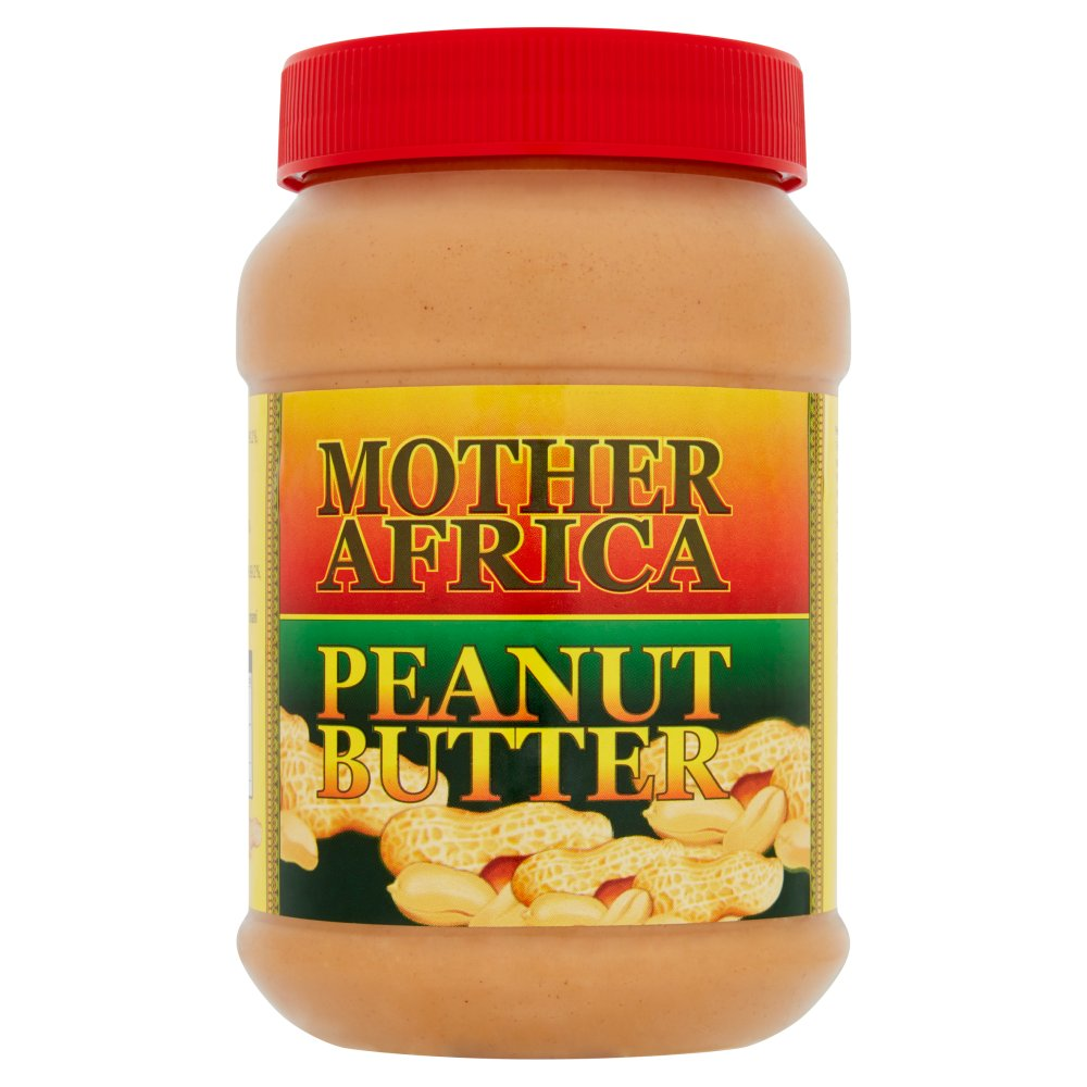 Mother Africa Peanut Butter Natural