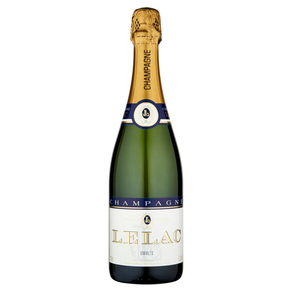 Lelac Champagne Nv 75cl