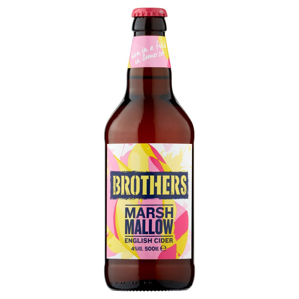 Brothers Marshmallow English Cider 500ml
