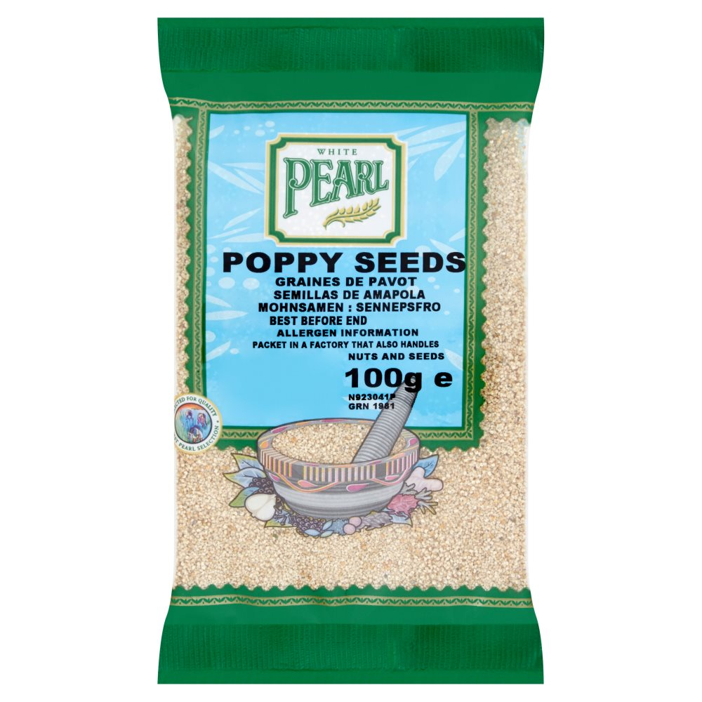 White Pearl Poppy Seed