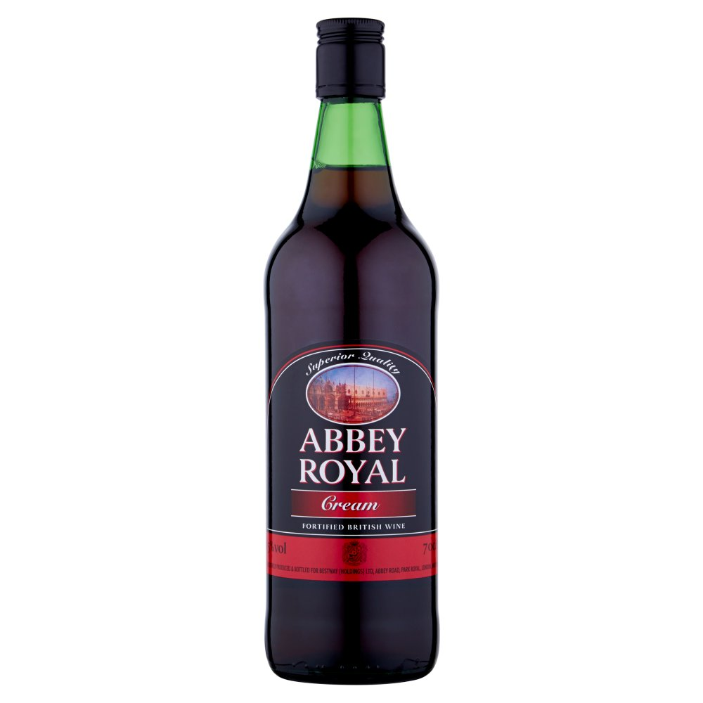 Abbey Royal Cream 70cl
