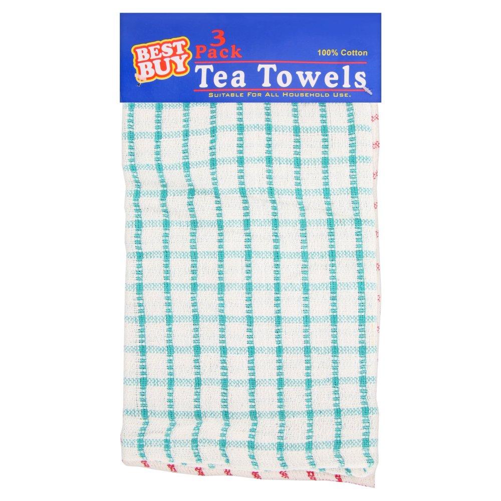 Best Buy 3 Tea Towels