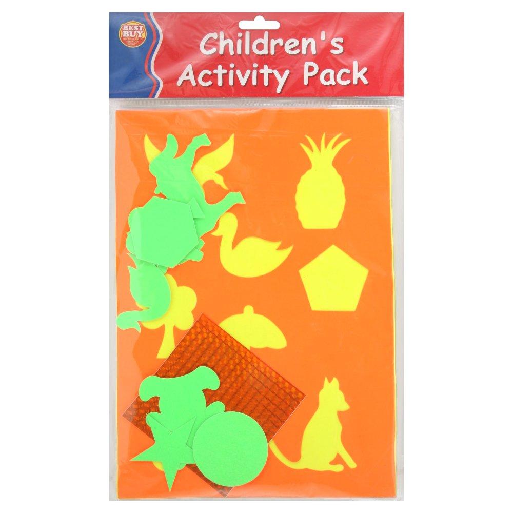 Best Buy Children's Activity Pack