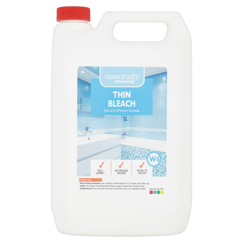 Essentially Cleaning Thin Bleach