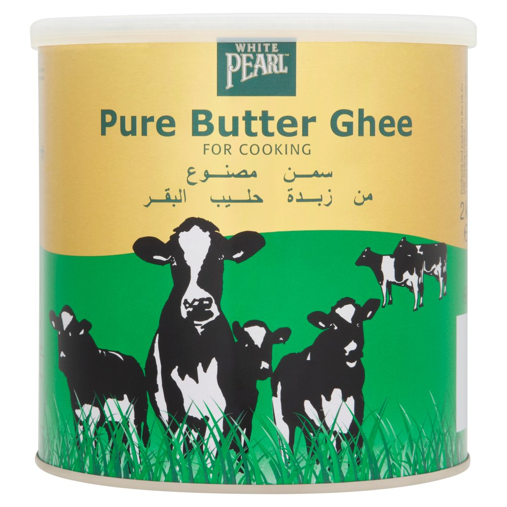 White Pearl Pure Butter Ghee